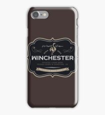 Winchester, Cold Pint, Wait iPhone Case/Skin