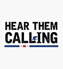 Greta Salóme - Hear Them Calling [2016, Iceland] Photographic Print