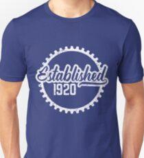 Established 1920 T-Shirt
