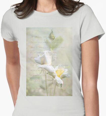 A White Rose T-Shirt