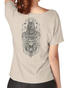 Anubis. Women's Relaxed Fit T-Shirt