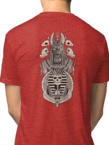 Anubis. Tri-blend T-Shirt
