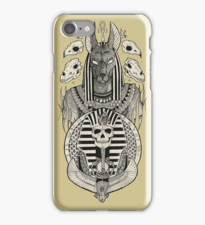 Anubis. iPhone Case/Skin