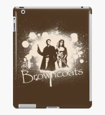 Firefly Browncoats iPad Case/Skin