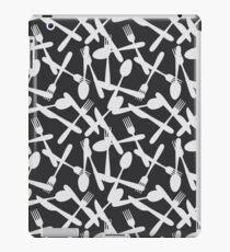 Kitchen cutlery iPad Case/Skin