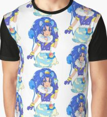 KiraKira☆Pretty Cure A La Mode - Cure Gelato Graphic T-Shirt