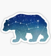 Ursa Major Sticker