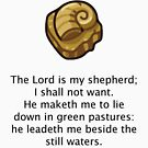 The Lord Helix is my shephard by RobSp1derp1g