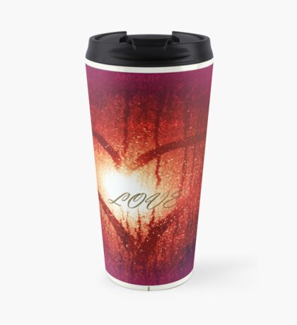 In any language, the emotion's the same Travel Mug