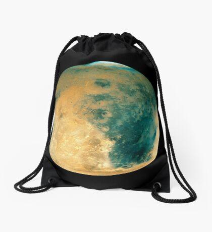 Planet Mars Turnbeutel
