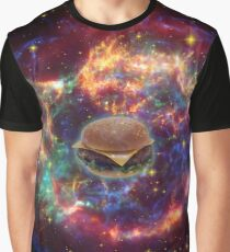 Cosmic Burger of DOOM. Graphic T-Shirt