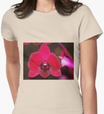 Red Orchid Womens Fitted T-Shirt