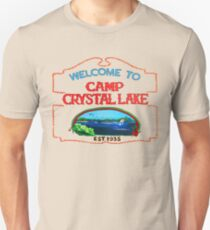 crystal lake Unisex T-Shirt