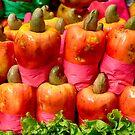 Cashew apples... by Wieslaw Jan Syposz