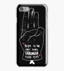 Hunger games iPhone Case/Skin