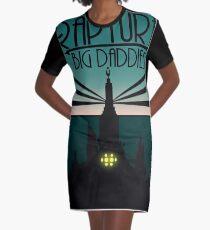 Bioshock Clean Rapture Art Work  Graphic T-Shirt Dress