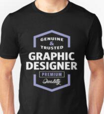 Graphic Designer | Gift Ideas Unisex T-Shirt
