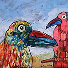 Birds by Juhan Rodrik