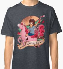 Smart, Strong, Sensual Classic T-Shirt