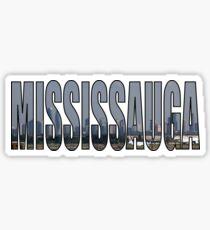Mississauga Sticker