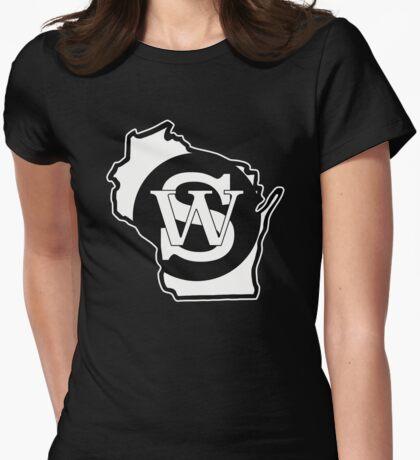 Wisconsin Skinny State Pride T-Shirt