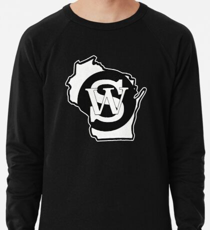 Wisconsin Skinny State Pride Lightweight Sweatshirt