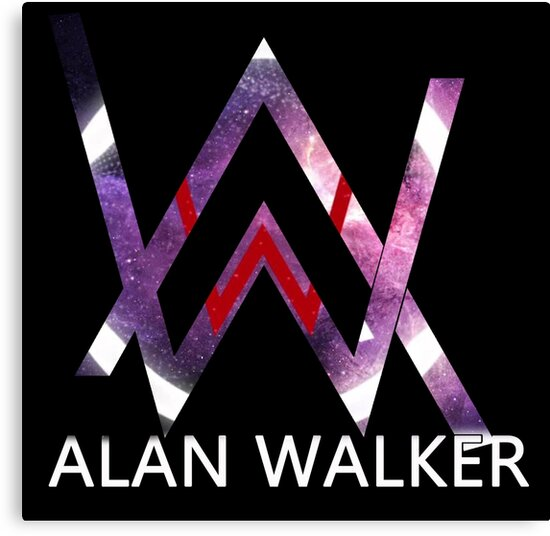 Alan walker canvas prints by emmady redbubble alan walker by emmady stopboris Image collections