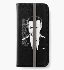 james moriarty iPhone Wallet/Case/Skin