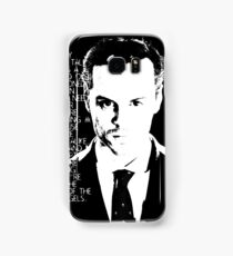 james moriarty Samsung Galaxy Case/Skin
