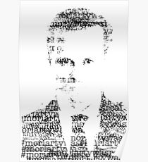 james moriarty Poster