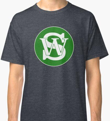 Wisconsin Skinny Pride Green Classic T-Shirt