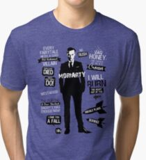 james moriarty Tri-blend T-Shirt