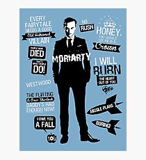 james moriarty Photographic Print