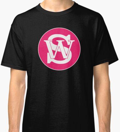 Wisconsin Skinny Pride Pink Classic T-Shirt