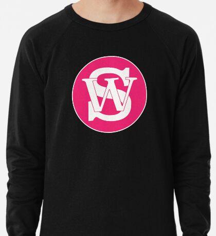 Wisconsin Skinny Pride Pink Lightweight Sweatshirt