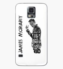 james moriarty Case/Skin for Samsung Galaxy