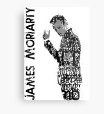 james moriarty Metal Print