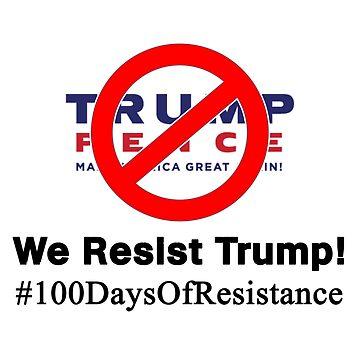 #100DaysOfResistance by RobSp1derp1g