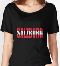 Salzburg Women's Relaxed Fit T-Shirt