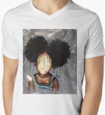 Natürlich XXVII T-Shirt mit V-Ausschnitt für Männer