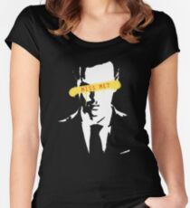 miss me Women's Fitted Scoop T-Shirt