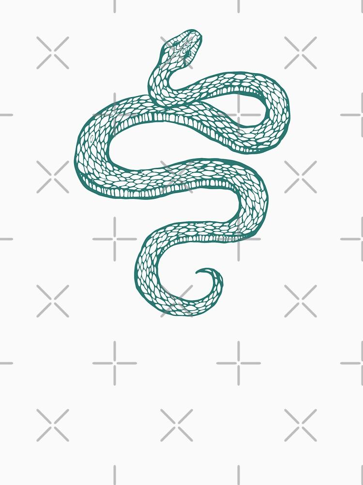 Snakes by Zhivova