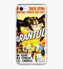 Tarantula! (1955) - Vintage Movie Poster iPhone Case/Skin