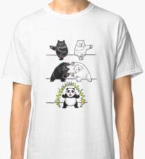 Panda Fusion Classic T-Shirt