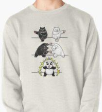 Panda Fusion Pullover