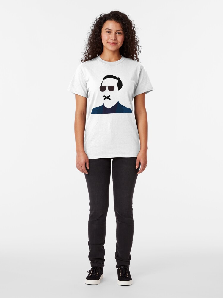 Alternate view of James Moriarty Classic T-Shirt