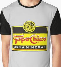 Topo Chico - Sparkling Mineral Water Graphic T-Shirt