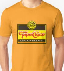 Topo Chico - Sparkling Mineral Water Unisex T-Shirt