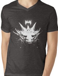King Under the Mountain - Team Smaug Mens V-Neck T-Shirt
