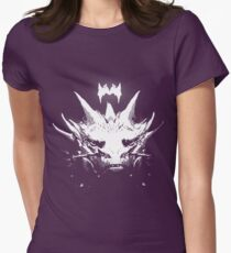 King Under the Mountain - Team Smaug Womens Fitted T-Shirt